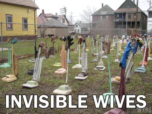 Invisible wives