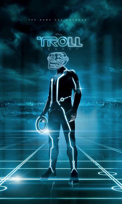 Troll Face - Troll Legacy