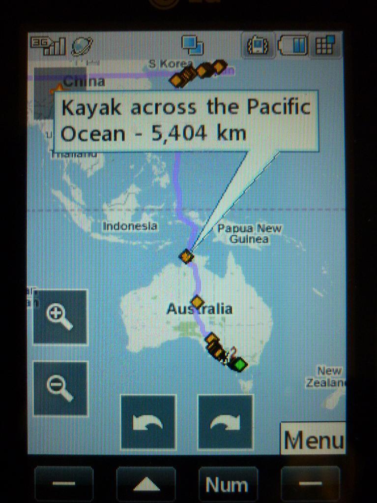 Melbourne to Toronto? Okay get a Kayak