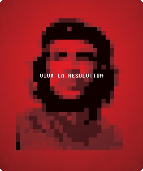 Funny Picture - Viva la Resolution