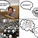 How a CPU werks &#8211; Troll Face &#8211; Rage Face