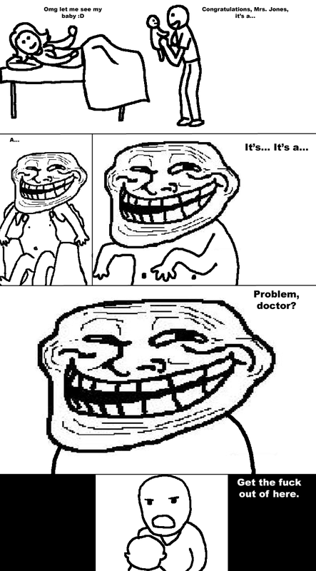 Troll Face - Problem doctor?