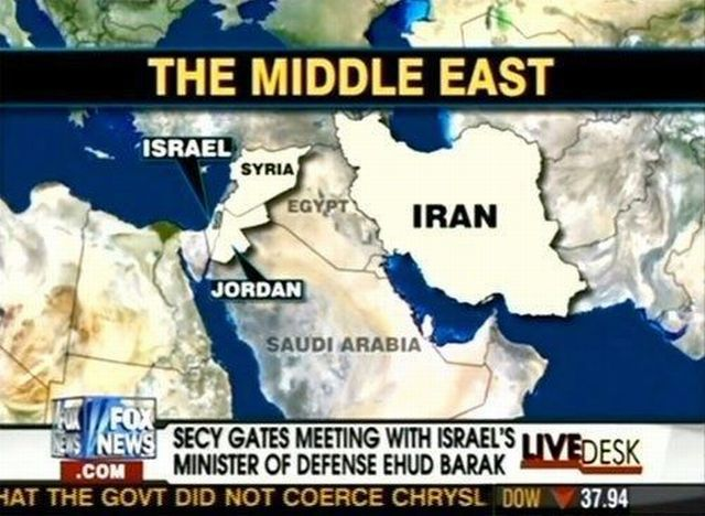 Funny Picture - The Middle East