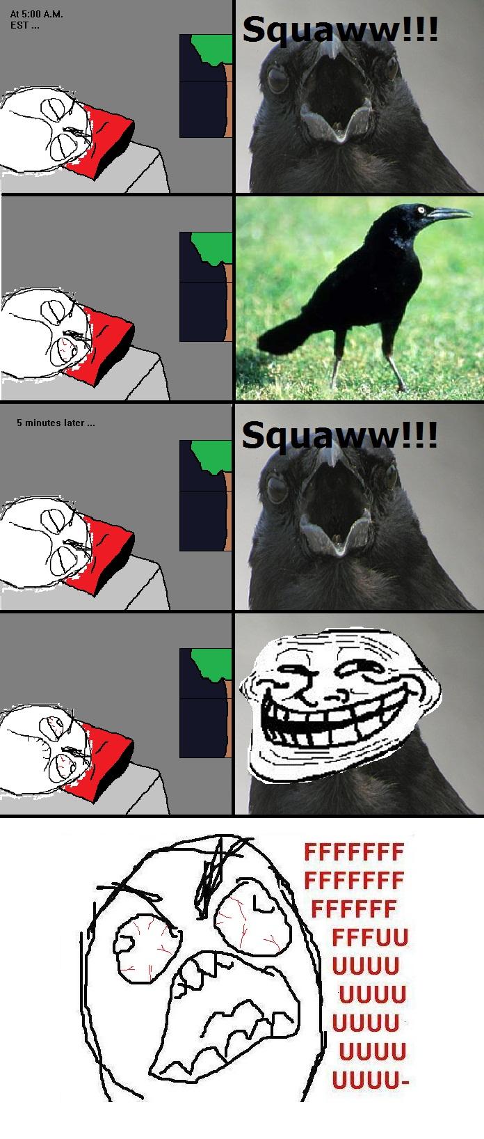 Squaww Squaww!!! TrollFace