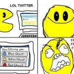 Twiiter – Nows Foloowng me – Fffuuu