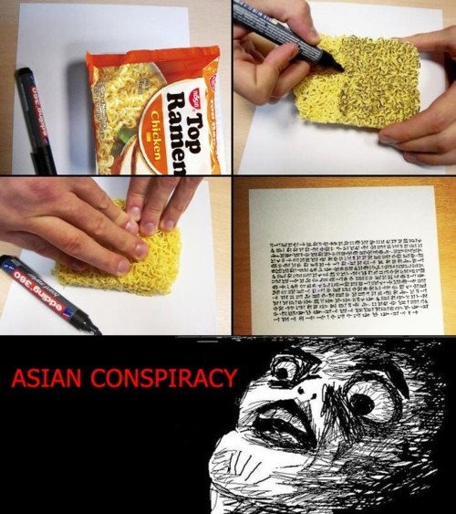 Asian Conspiracy - Inglip